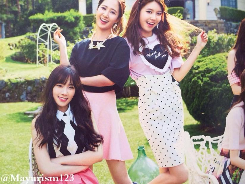 [220714] Girls' Generation (SNSD) New Picture from Photobook The BEST (The Best Japanese Album - Type F) by Mayurism123 [7]