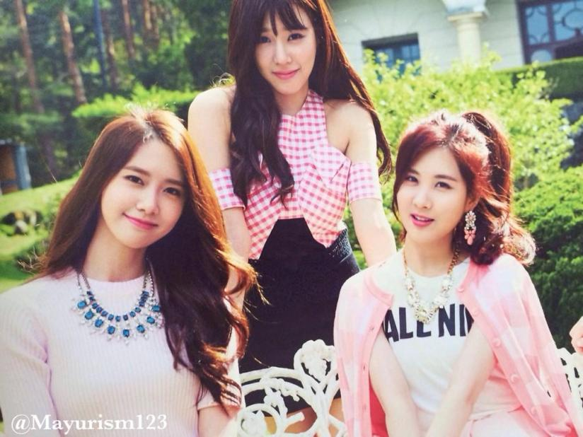 [220714] Girls' Generation (SNSD) New Picture from Photobook The BEST (The Best Japanese Album - Type F) by Mayurism123 [8]