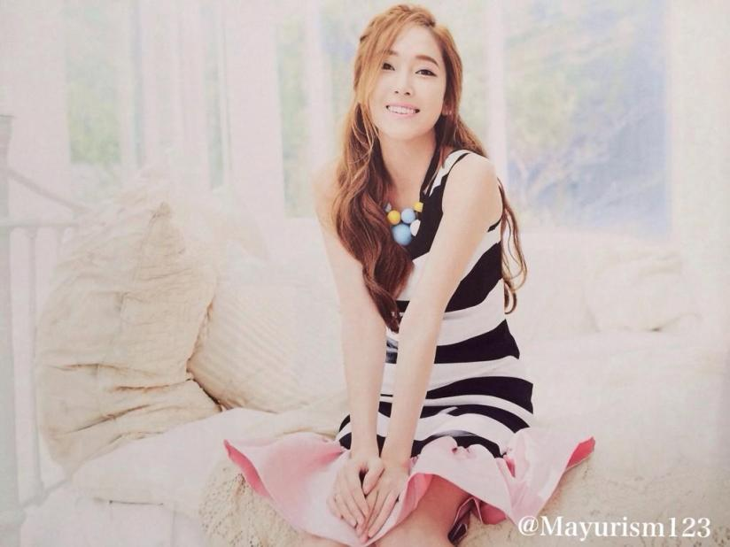 [220714] Jessica (SNSD) New Picture from Photobook The BEST (The Best Japanese Album - Type F) by Mayurism123 [2]