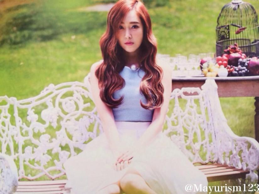 [220714] Jessica (SNSD) New Picture from Photobook The BEST (The Best Japanese Album - Type F) by Mayurism123 [4]