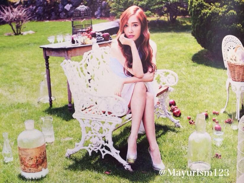 [220714] Jessica (SNSD) New Picture from Photobook The BEST (The Best Japanese Album - Type F) by Mayurism123 [5]