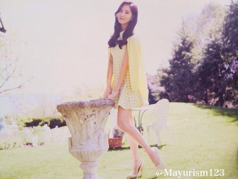 [220714] Seohyun (SNSD) New Picture from Photobook The BEST (The Best Japanese Album - Type F) by Mayurism123 [2]