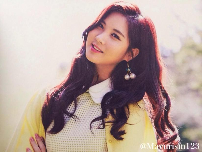 [220714] Seohyun (SNSD) New Picture from Photobook The BEST (The Best Japanese Album - Type F) by Mayurism123 [3]
