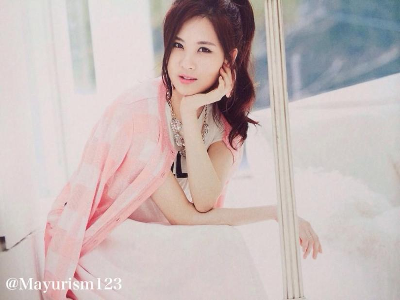 [220714] Seohyun (SNSD) New Picture from Photobook The BEST (The Best Japanese Album - Type F) by Mayurism123 [4]