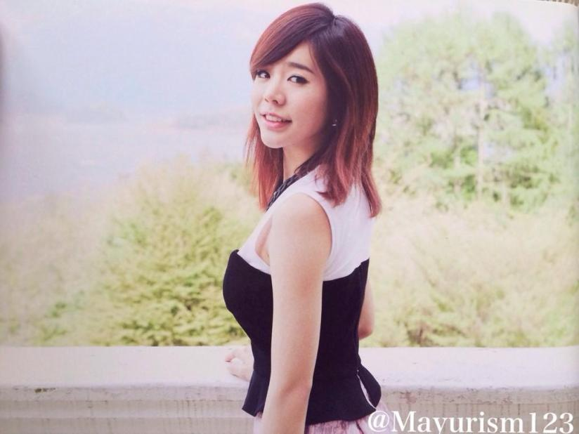 [220714] Sunny (SNSD) New Picture from Photobook The BEST (The Best Japanese Album - Type F) by Mayurism123 [2]