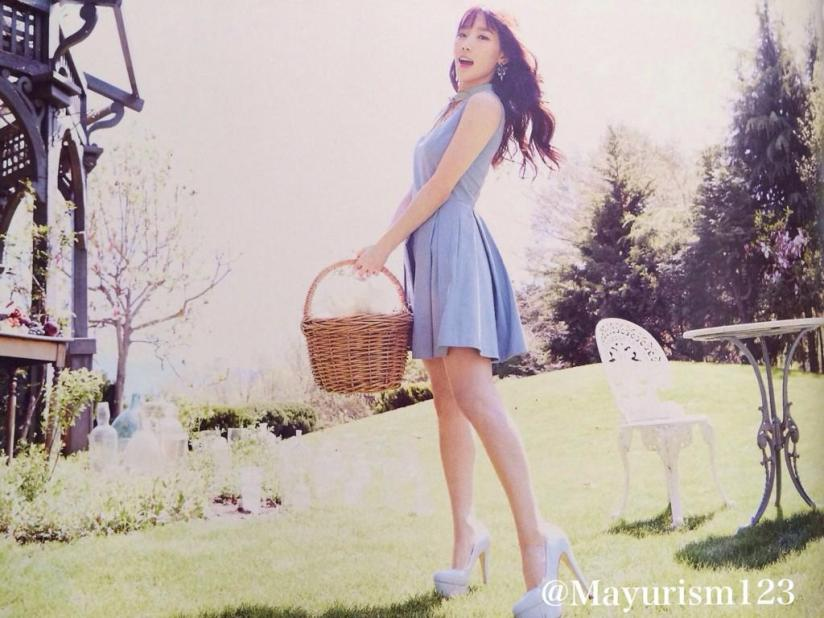 [220714] Taeyeon (SNSD) New Picture from Photobook The BEST (The Best Japanese Album - Type F) by Mayurism123  [2]