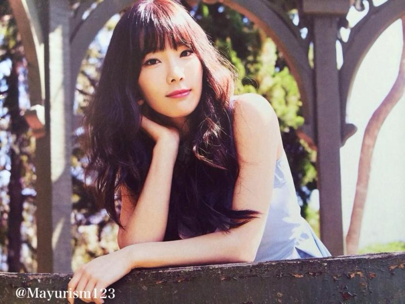 [220714] Taeyeon (SNSD) New Picture from Photobook The BEST (The Best Japanese Album - Type F) by Mayurism123  [4]