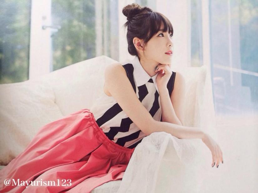 [220714] Taeyeon (SNSD) New Picture from Photobook The BEST (The Best Japanese Album - Type F) by Mayurism123 [5]