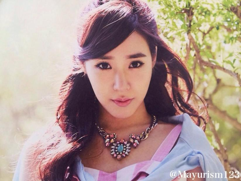 [220714] Tiffany (SNSD) New Picture from Photobook The BEST (The Best Japanese Album - Type F) by Mayurism123 [2]