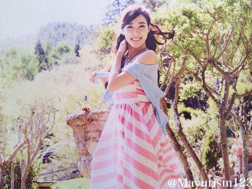 [220714] Tiffany (SNSD) New Picture from Photobook The BEST (The Best Japanese Album - Type F) by Mayurism123 [3]