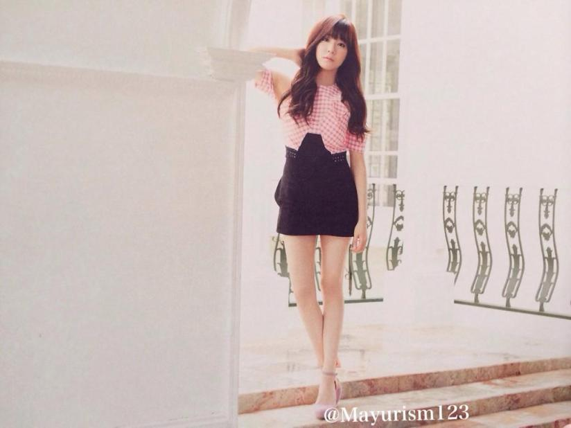 [220714] Tiffany (SNSD) New Picture from Photobook The BEST (The Best Japanese Album - Type F) by Mayurism123 [4]