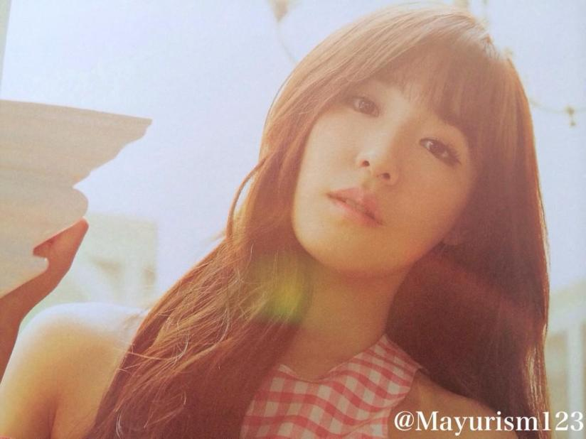[220714] Tiffany (SNSD) New Picture from Photobook The BEST (The Best Japanese Album - Type F) by Mayurism123 [5]