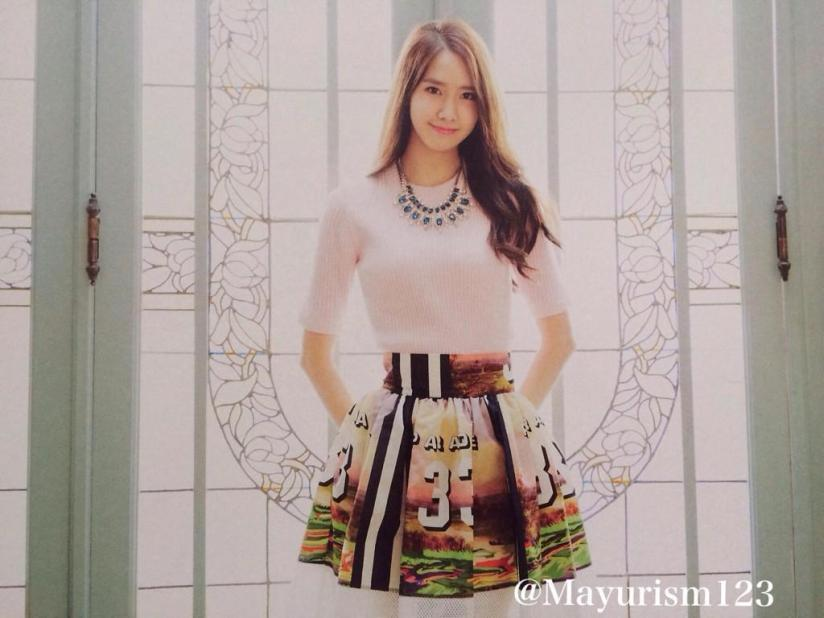 [220714] Yoona (SNSD) New Picture from Photobook The BEST (The Best Japanese Album - Type F) by Mayurism123 [2]