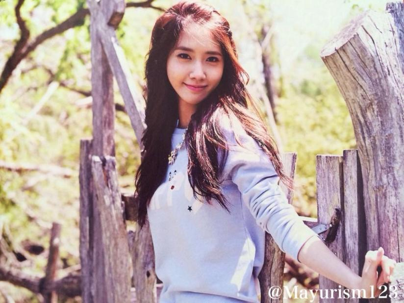 [220714] Yoona (SNSD) New Picture from Photobook The BEST (The Best Japanese Album - Type F) by Mayurism123 [5]