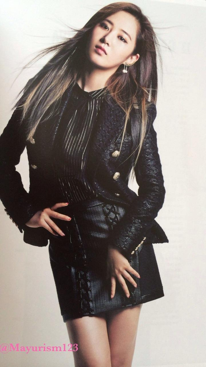 [220714] Yuri (SNSD) New Picture from Photobook The BEST (The Best Japanese Album - Type F) by Mayurism123 [1]