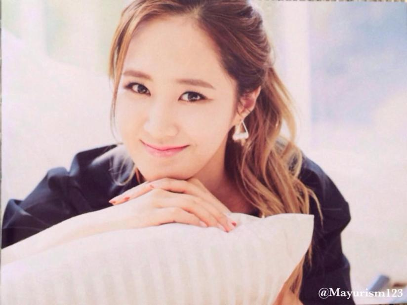 [220714] Yuri (SNSD) New Picture from Photobook The BEST (The Best Japanese Album - Type F) by Mayurism123 [3]