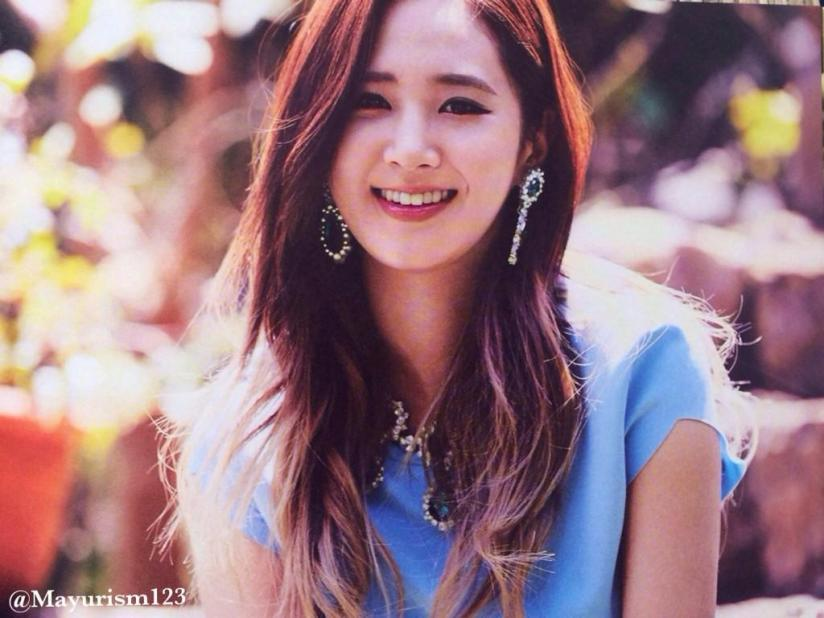 [220714] Yuri (SNSD) New Picture from Photobook The BEST (The Best Japanese Album - Type F) by Mayurism123 [5]