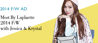 [140801] Jessica (SNSD) & Krystal (F(x)) New Picture for Lapalette CF [4]