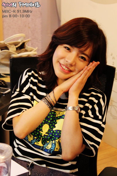[140802] Sunny (SNSD) New Picture for FM Date [3]